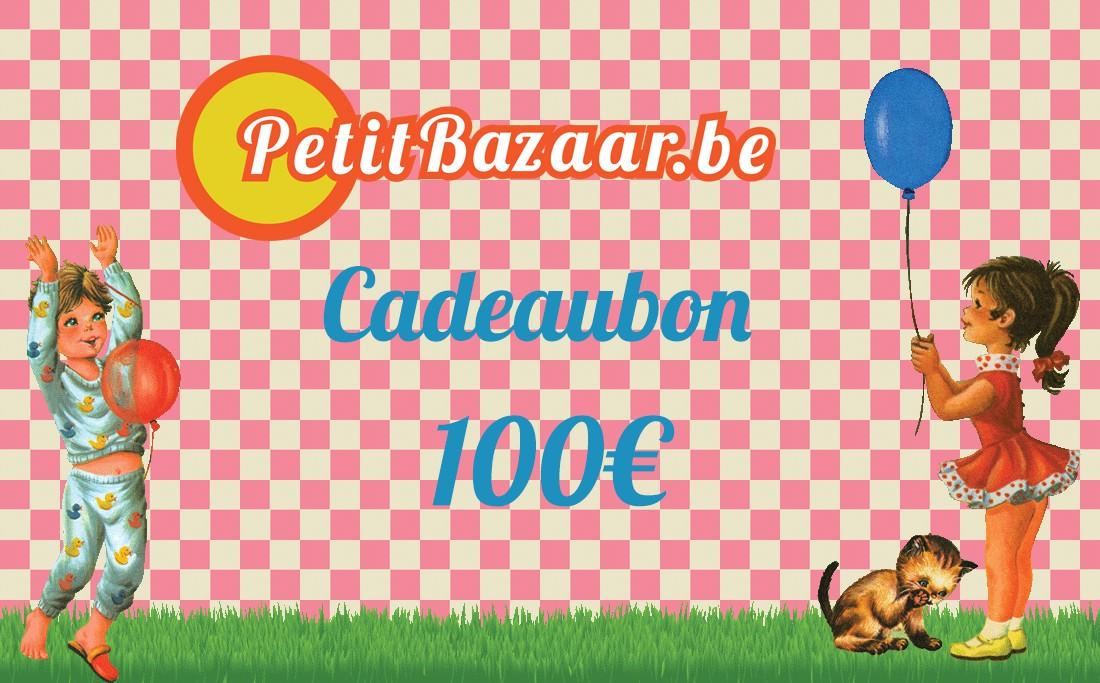 Cadeaubon 100 €