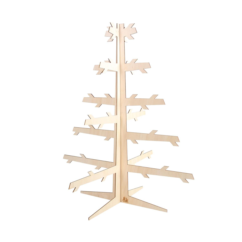 Chrismas Tree Wood