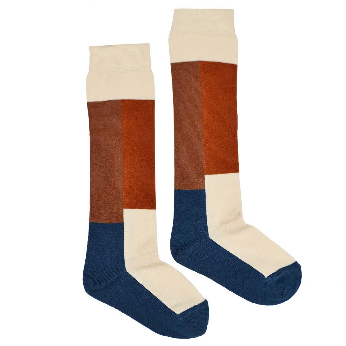 Kneesocks Colorblock