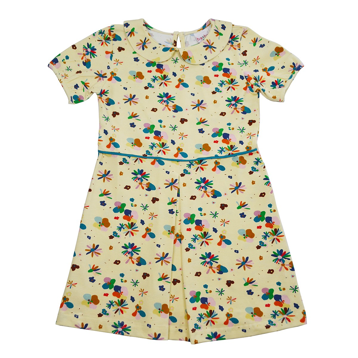 Colar Dress Flowerfield
