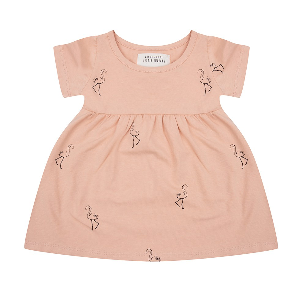 Dress flamingo dusty