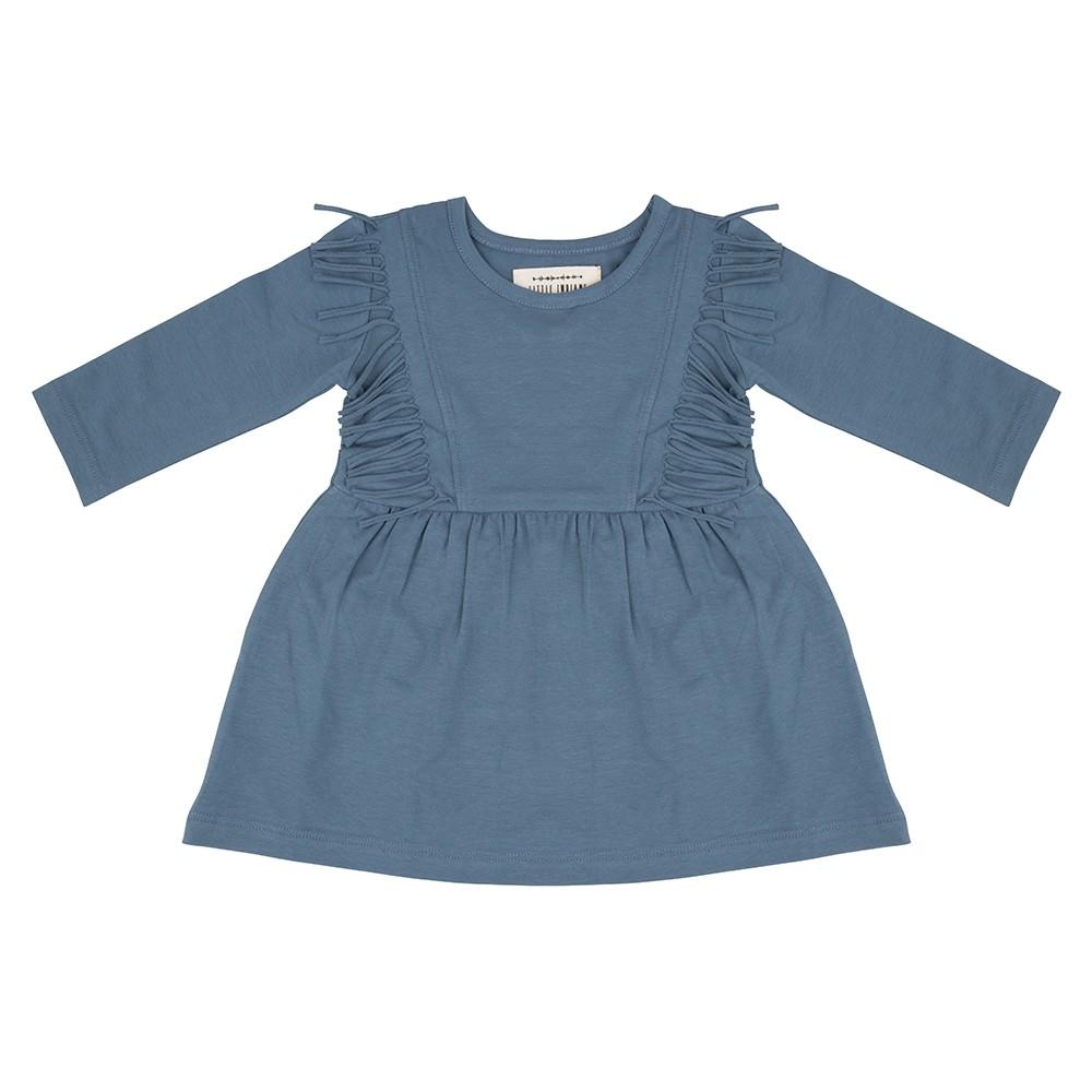 Boho jurk blue