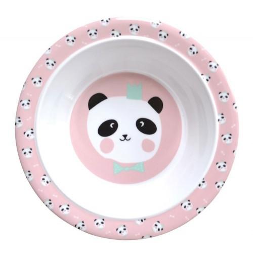 Panda pink Kom