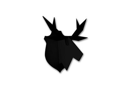 Eland Kop Black Large