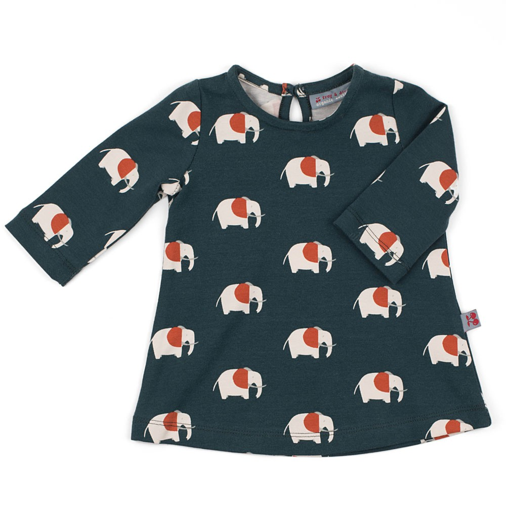 Thea dress elephant