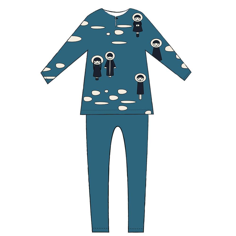 Pyjama meisje Eskimo