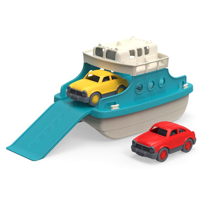 Ferry boat met auto's