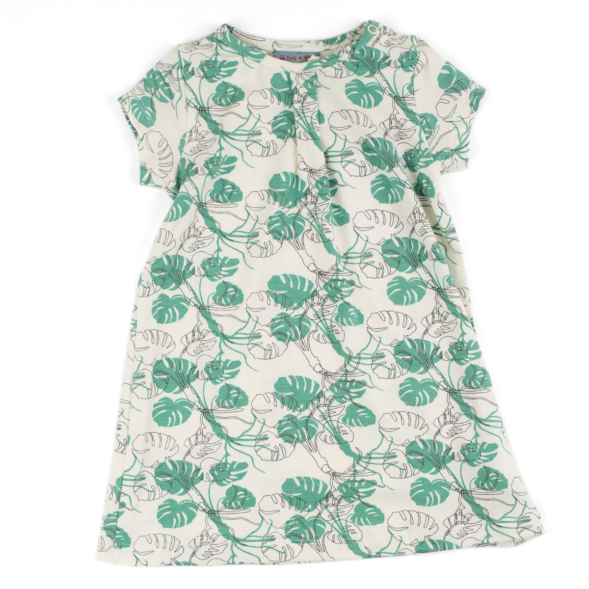 Dress rosetta monstera