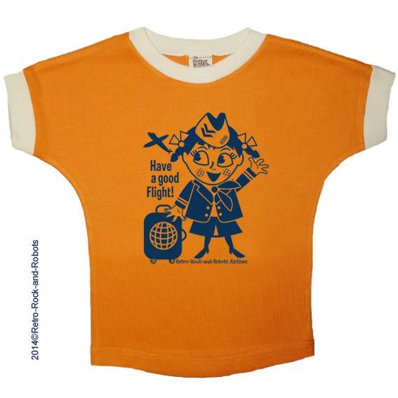 T shirt airhostess