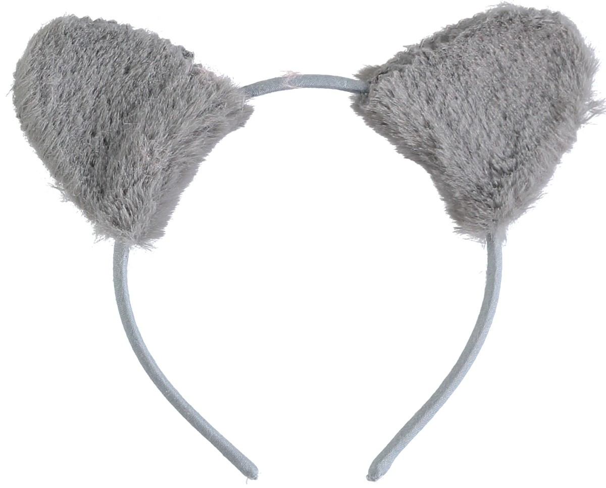 Cat ears grey