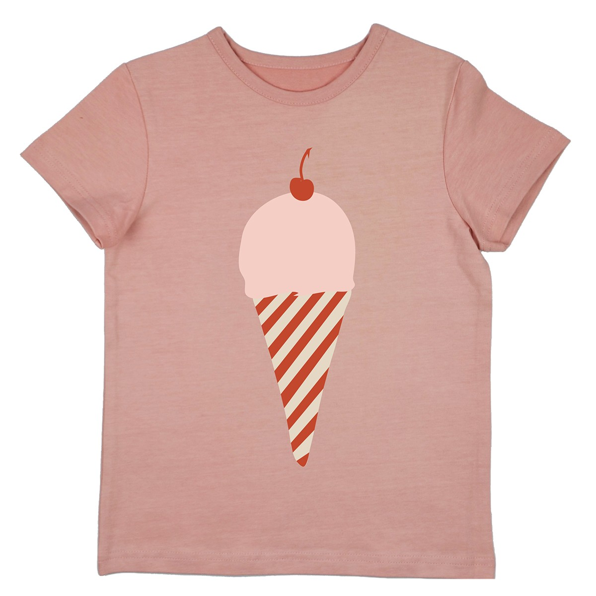 T-shirt icecream R