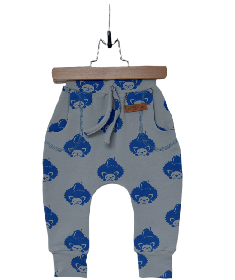 Julong blue hedgehog
