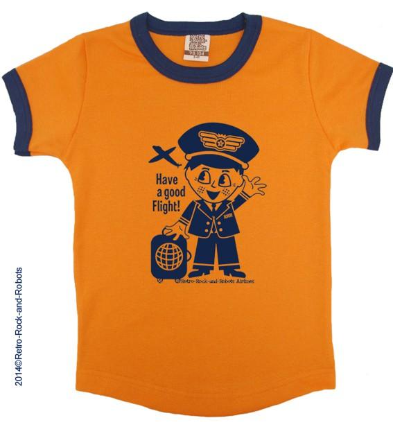 T shirt pilot