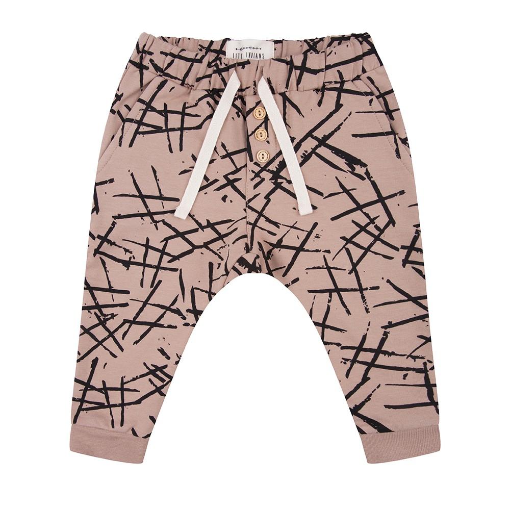 Hashtag Pants warm taupe