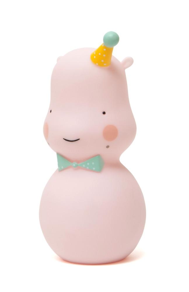 Hippo Eef lillemor roze