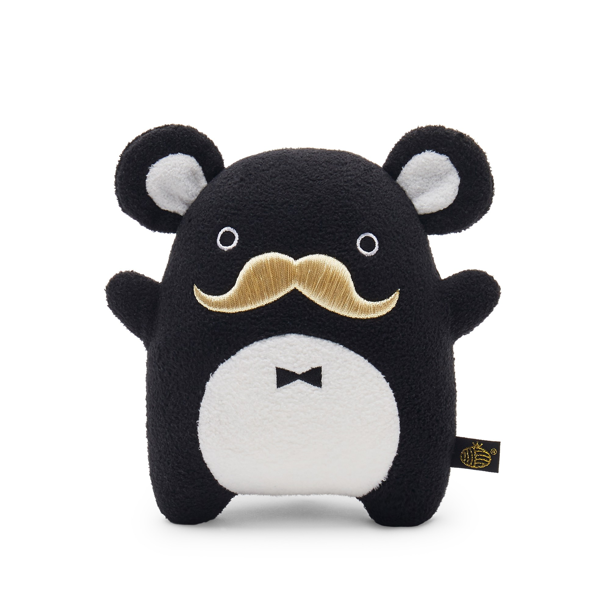 Ricepapa Plush Toy Black