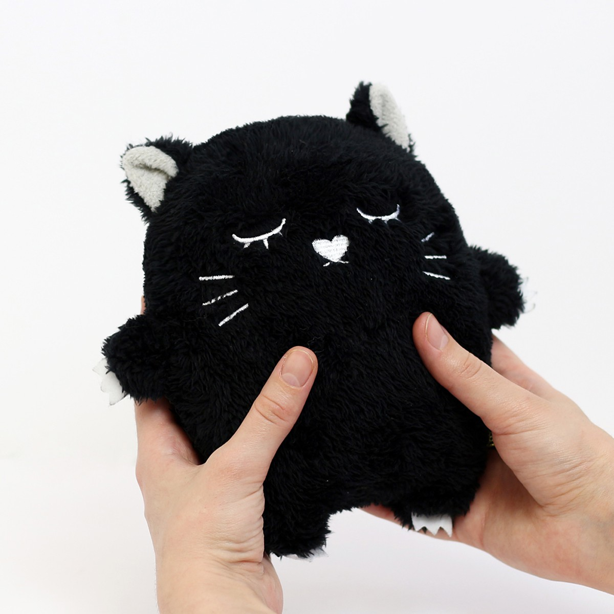 Ricemomo Plush Toy Black