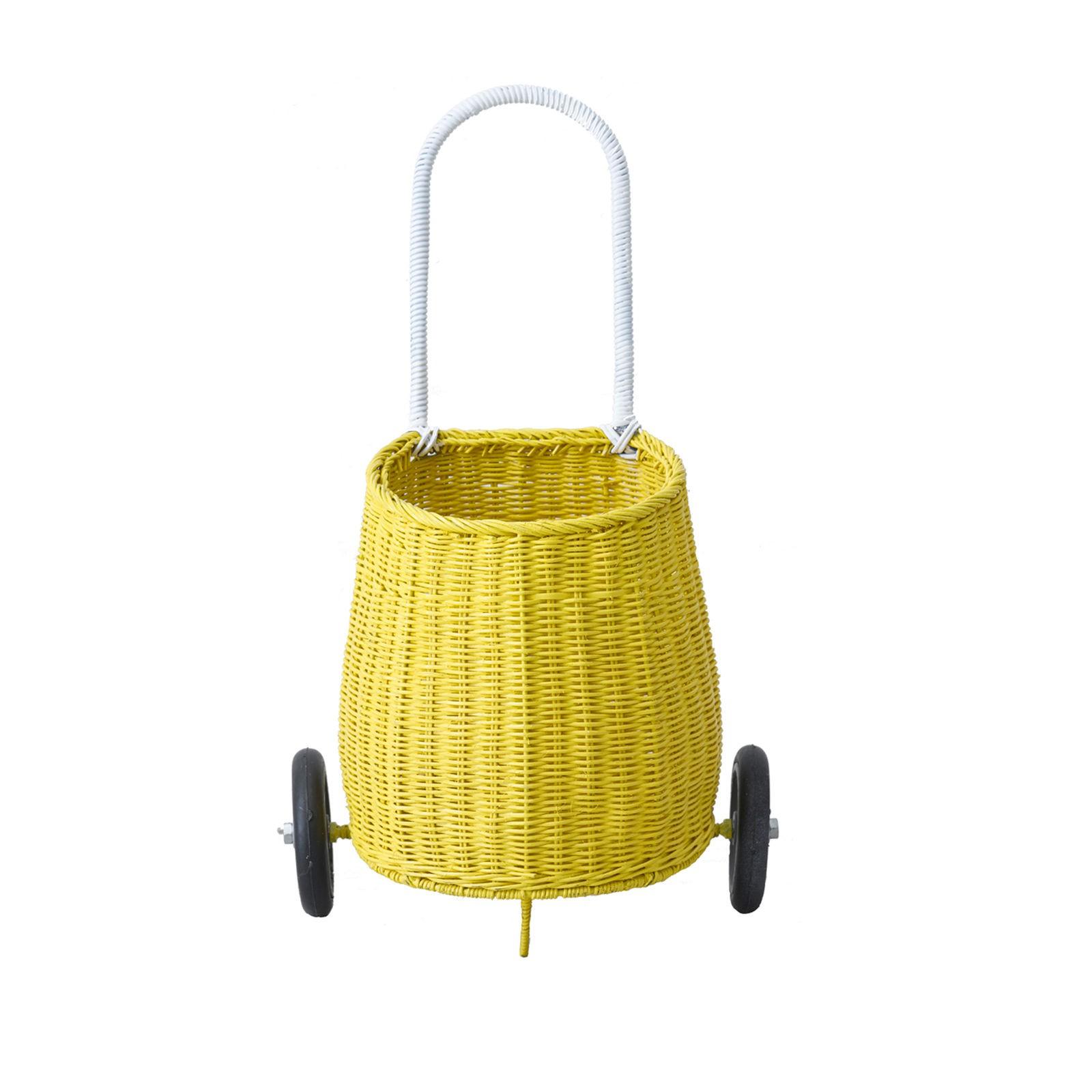 Luggy yellow