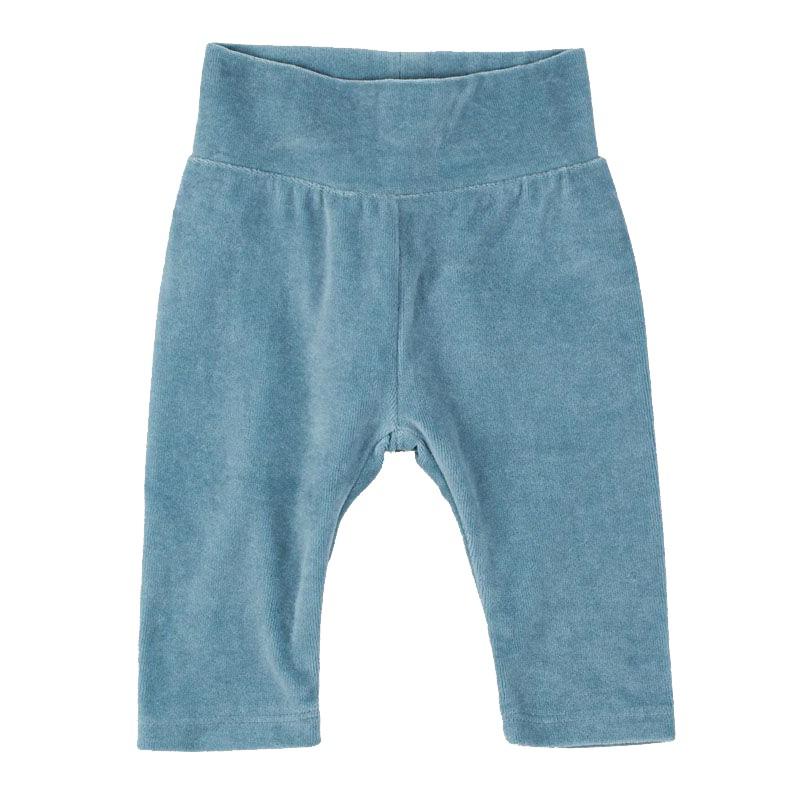 Baby pants smokey blue