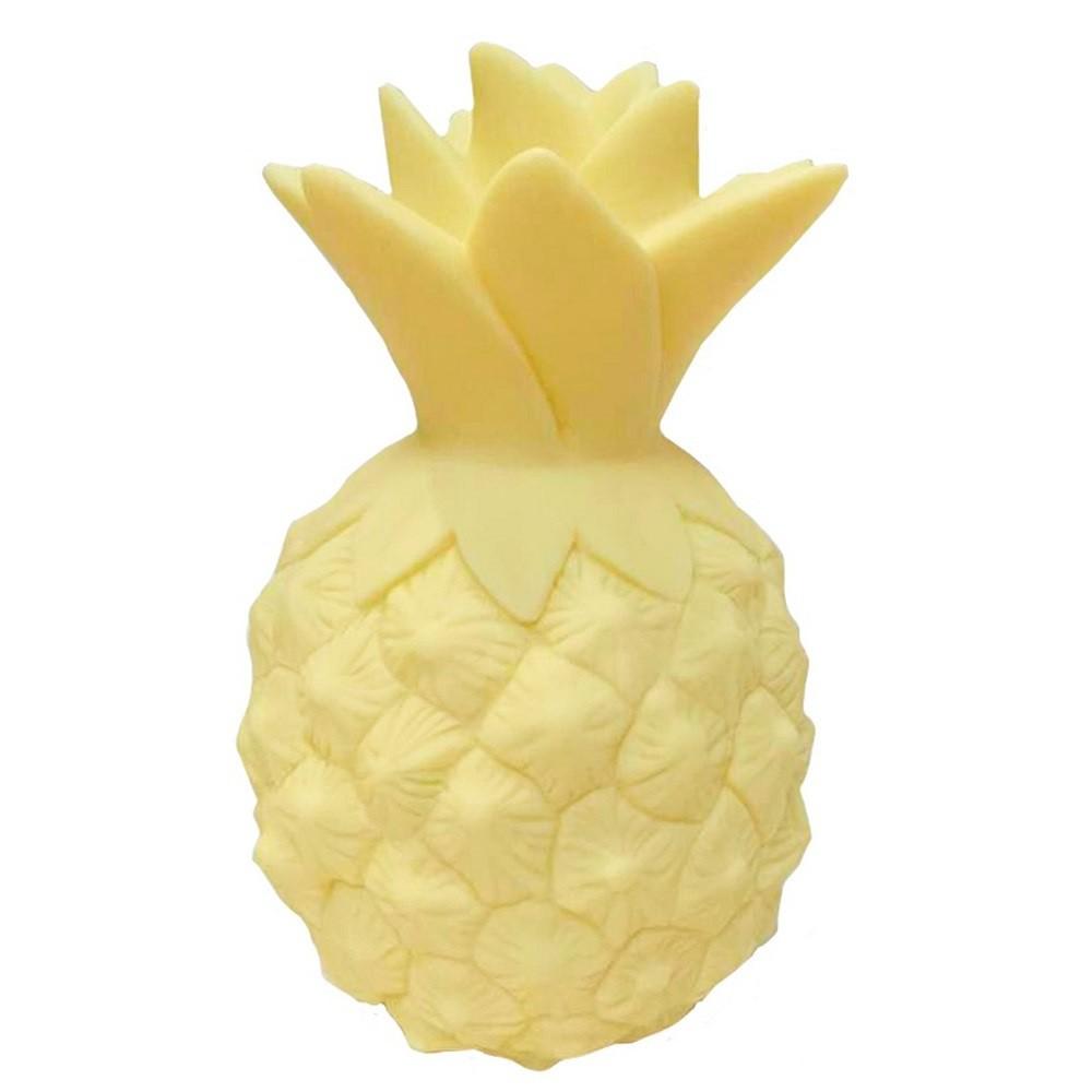 Ananas lichtje yellow