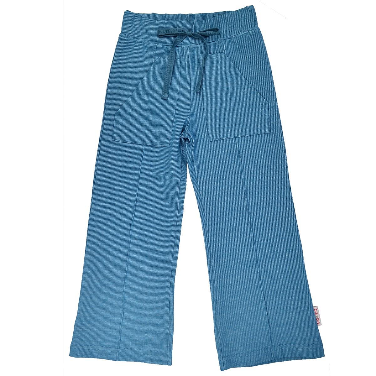 Pocket pants tapestry
