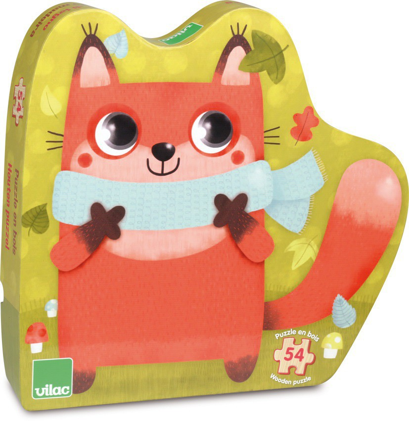 Little fox puzzel