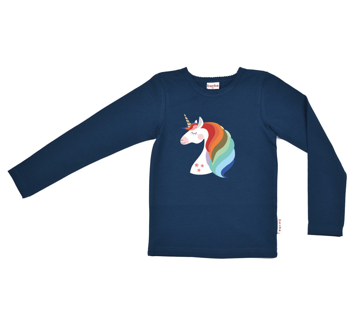Unicorn blue longsleeve