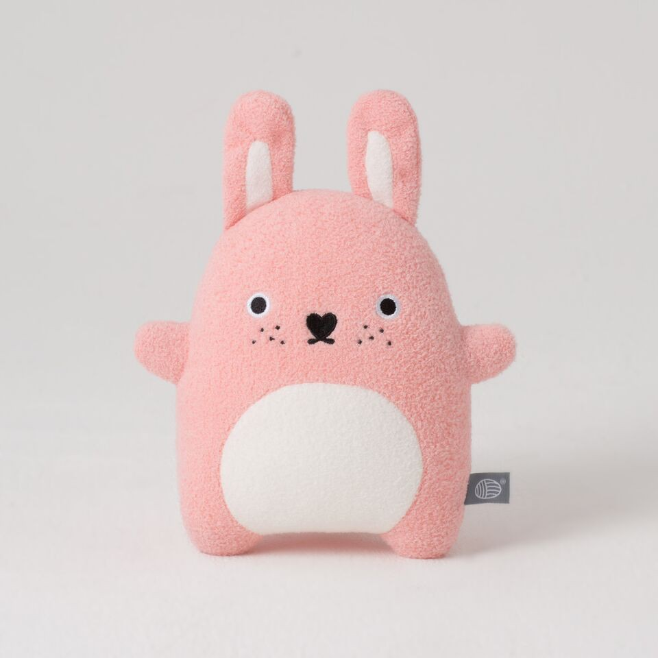 Ricecarrot Plush Toy Pink