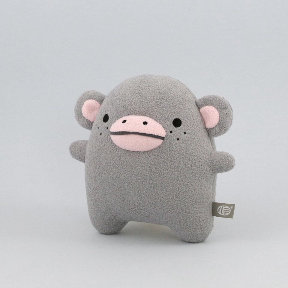 Ricecoco Plush Toy Grey