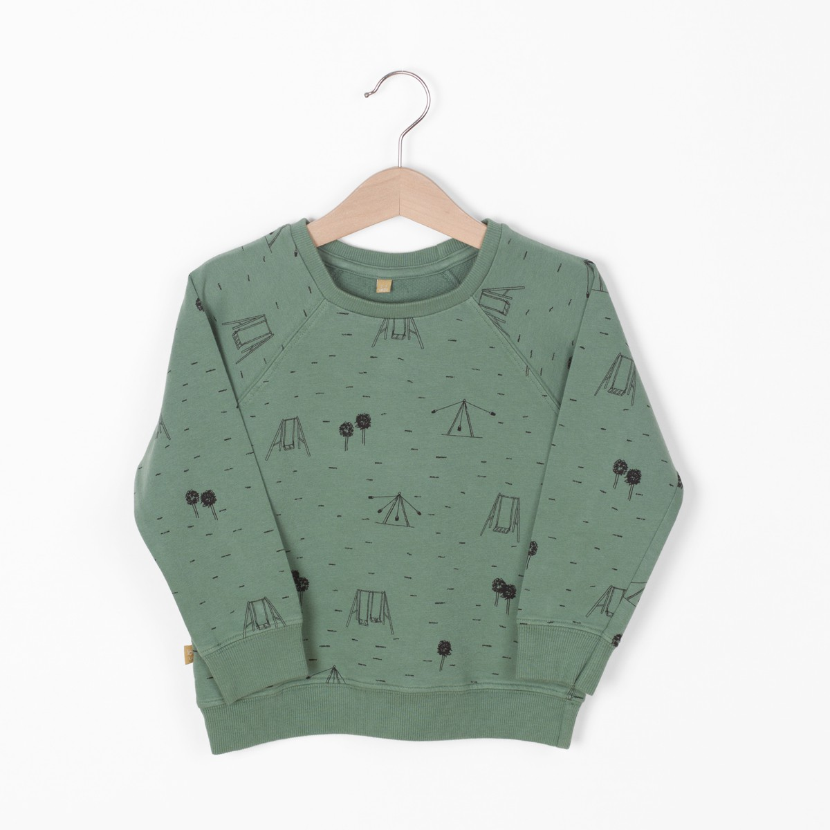 Swings Park sweater