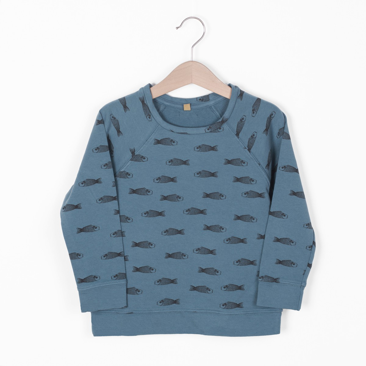 Fishes sweater