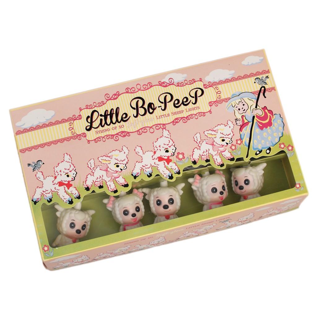 Little sheep lichtjes