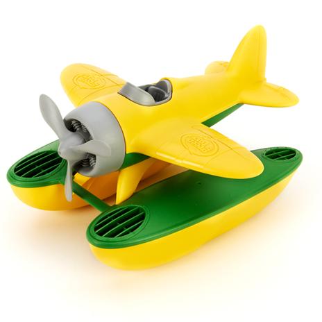 Zeevliegtuig geel