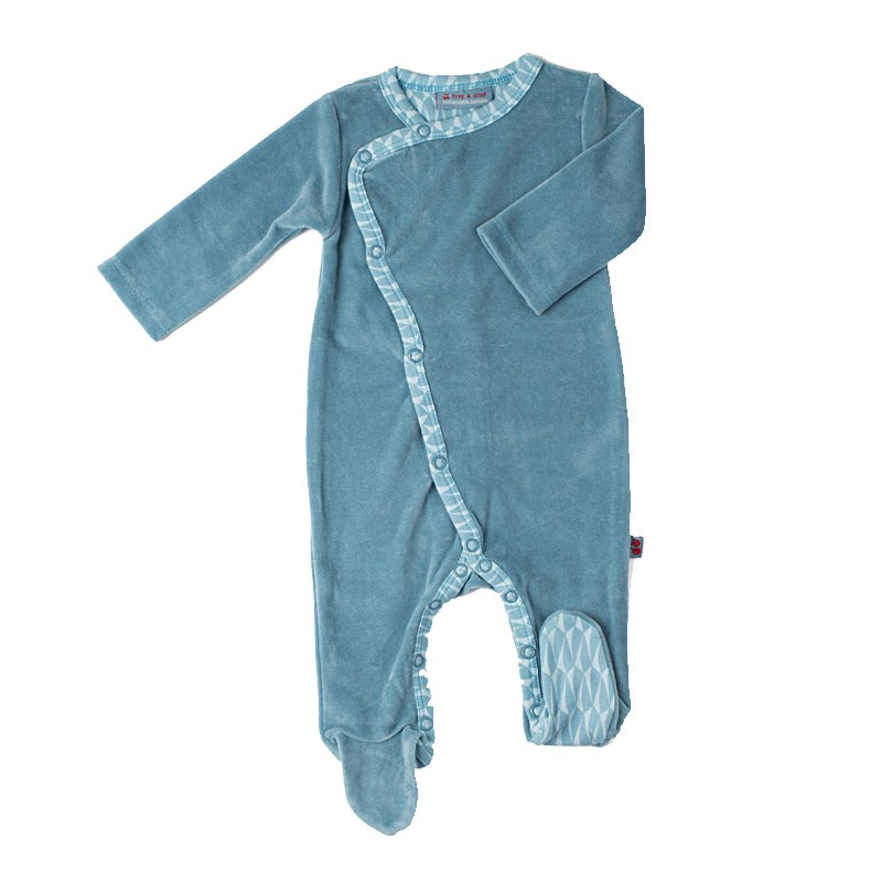 Jumpsuit smokey blue