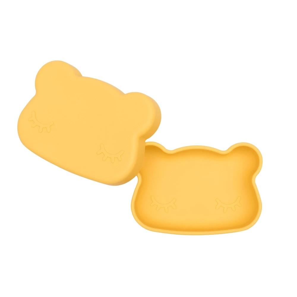 Bear snackie yellow