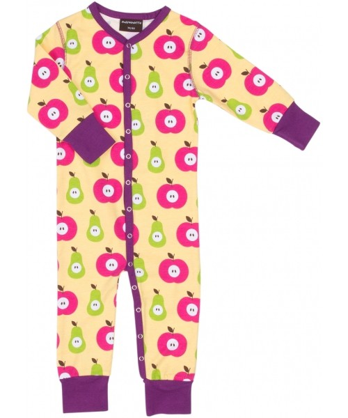 Jumpsuit fruitjes