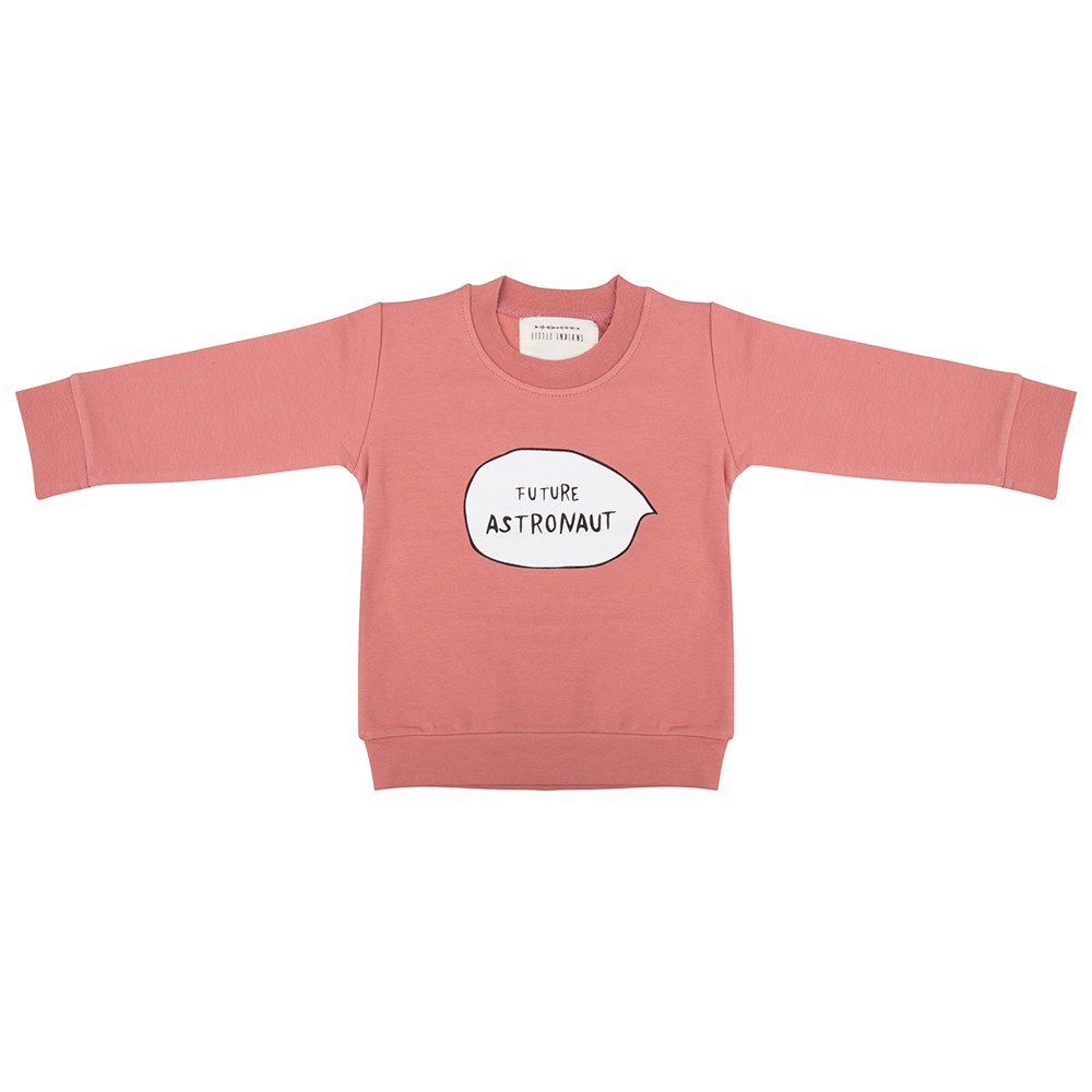 Sweater Future Astronaut rose