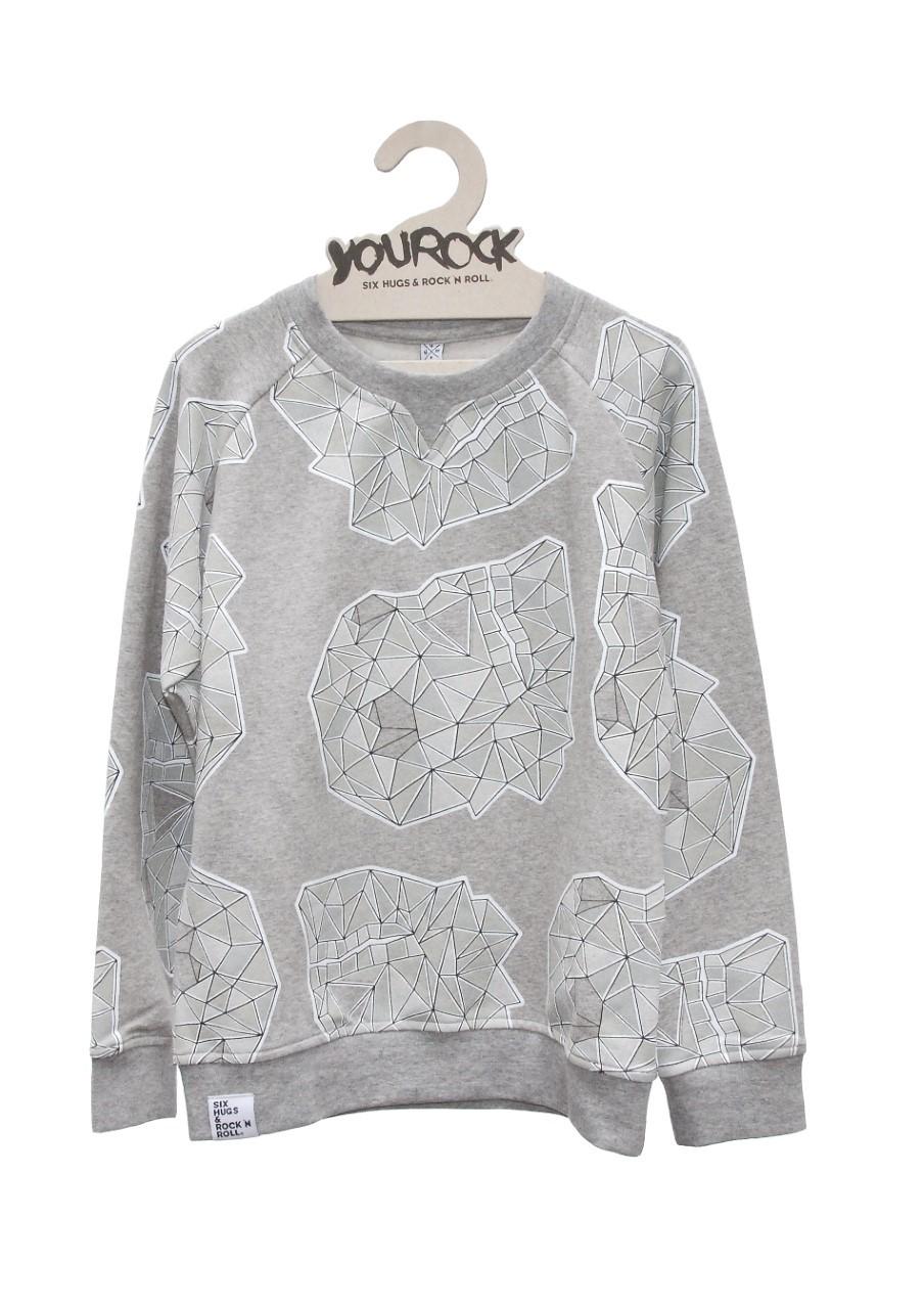 Sweater Ice Skull Adult