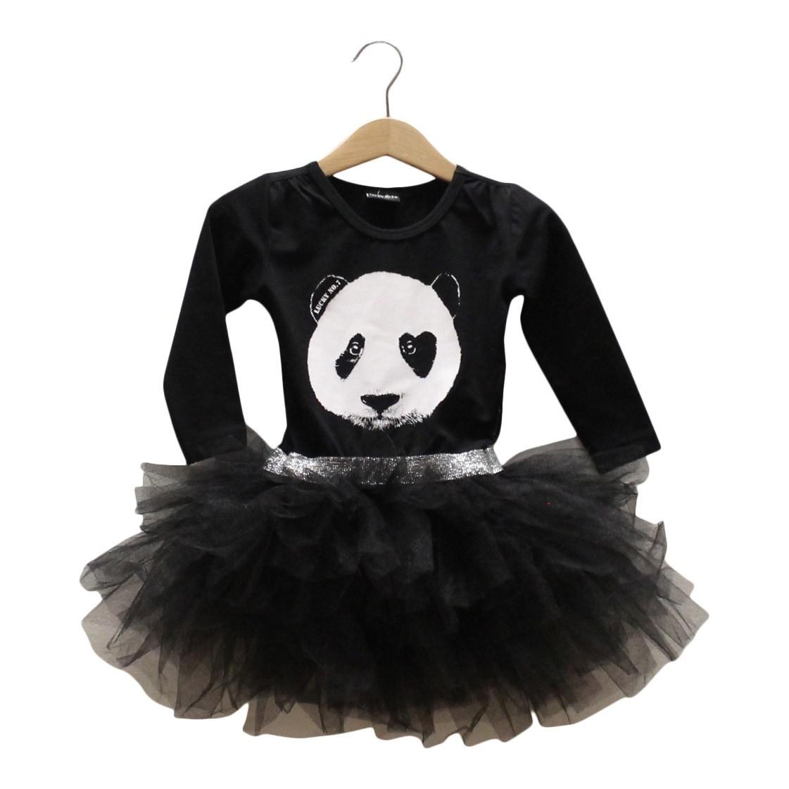 Panda TUTU dress