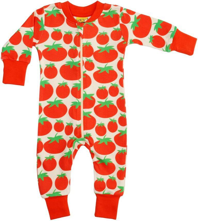 Jumpsuit tomaat