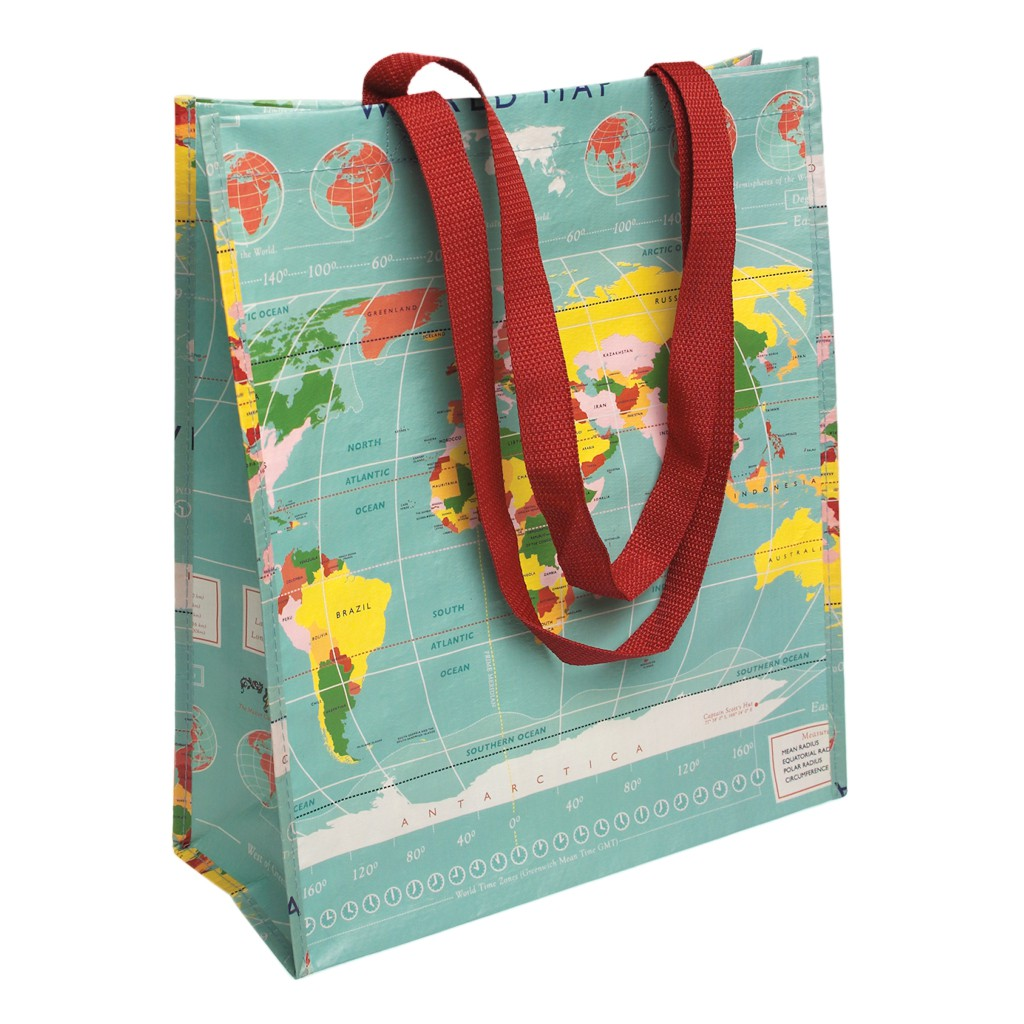 World Map Shopper
