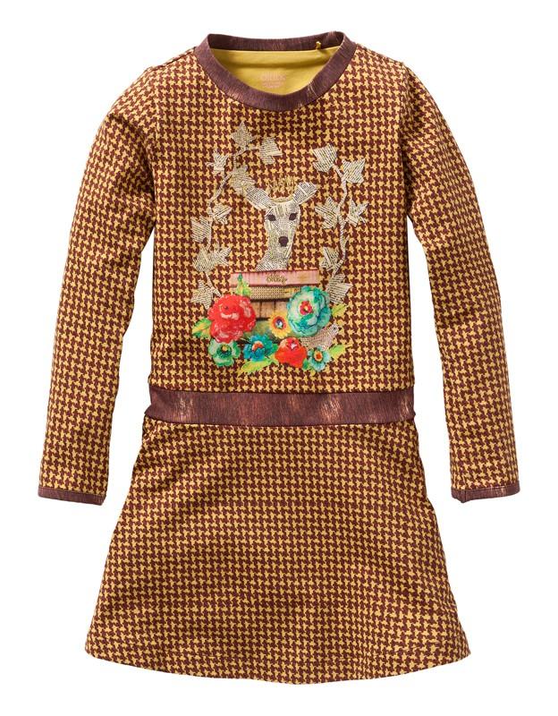 Toop Jersey Dress
