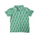 Shirt boys green