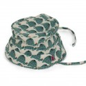 Summer hat turtle