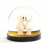 Sneeuwbal eskimo goud