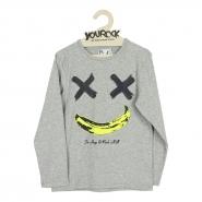 T-Shirt Happy Banana