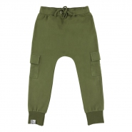 Sweatpants Khaki pockets
