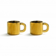 Set van 2 mugs