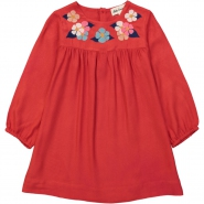 Egee dress red