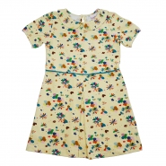 Colar Dress Flowerfield